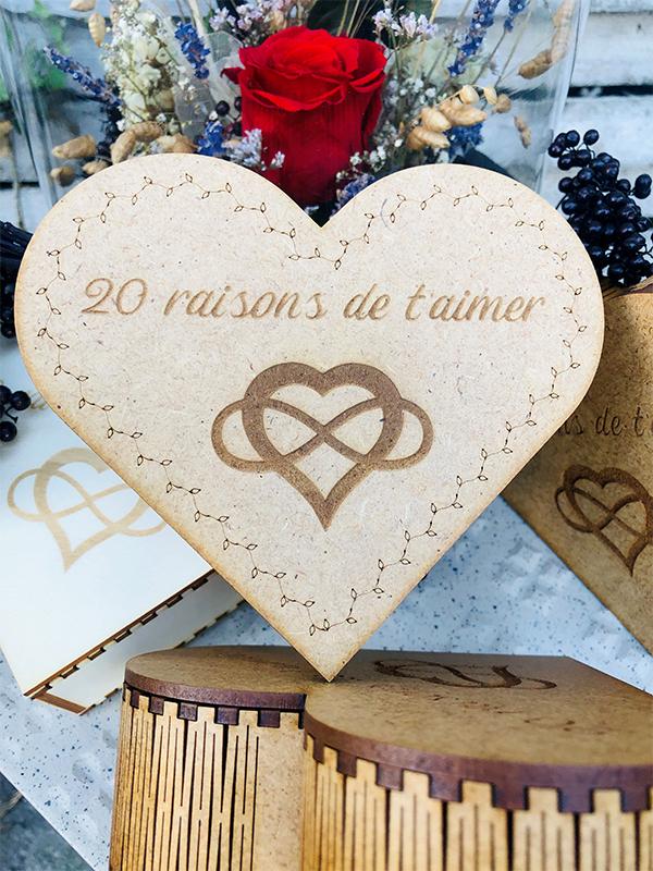 20 raisons de t aimer