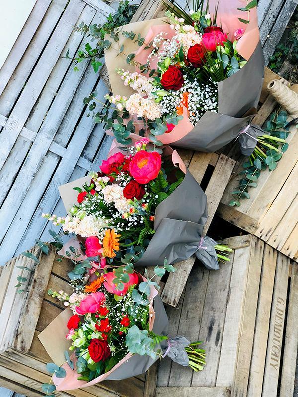 Bouquet surprise taille M