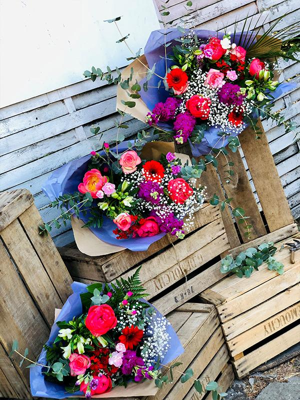 Bouquet surprise taille S