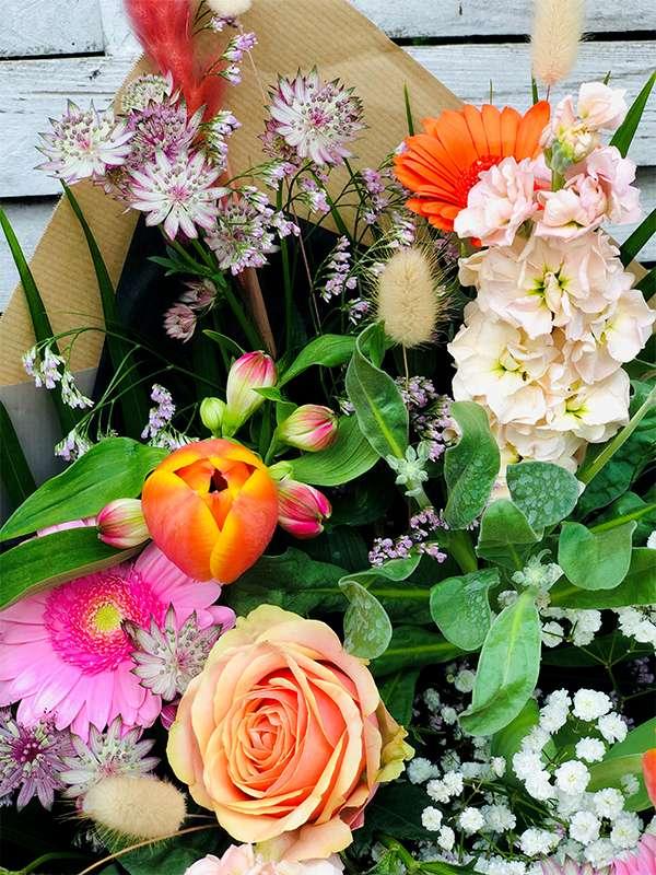 Bouquet Surprise S - Les Bouquetiers - Fleuriste