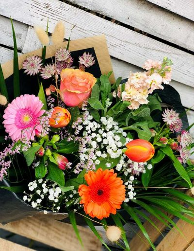 Bouquet Surprise S - Les Bouquetiers - Fleuriste