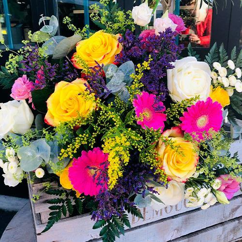 Les Bouquetiers Fleuriste Brie-Comte-Robert