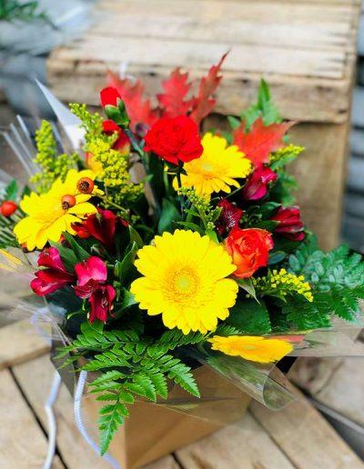 Bouquet Surprise Bulle d'eau - Les Bouquetiers - Fleuriste