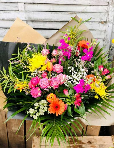 Bouquet Surprise L - Les Bouquetiers - Fleuriste