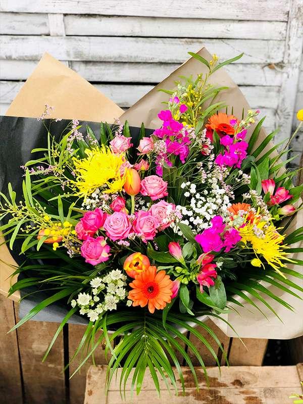 Bouquet Surprise L - Les Bouquetiers - Fleuriste