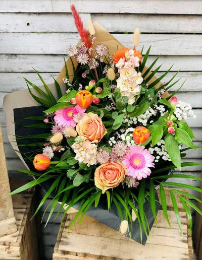 Bouquet Surprise M - Les Bouquetiers - Fleuriste
