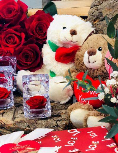 Saint-Valentin 2021 Les Bouquetiers